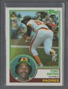 1983 Topps #482 Tony Gwynn RC