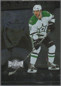 2014-15 Fleer Showcase Metal Universe #15 Tyler Seguin
