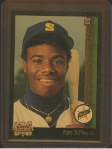 1993 Upper Deck Fifth Anniversary #A1 Ken Griffey Jr.