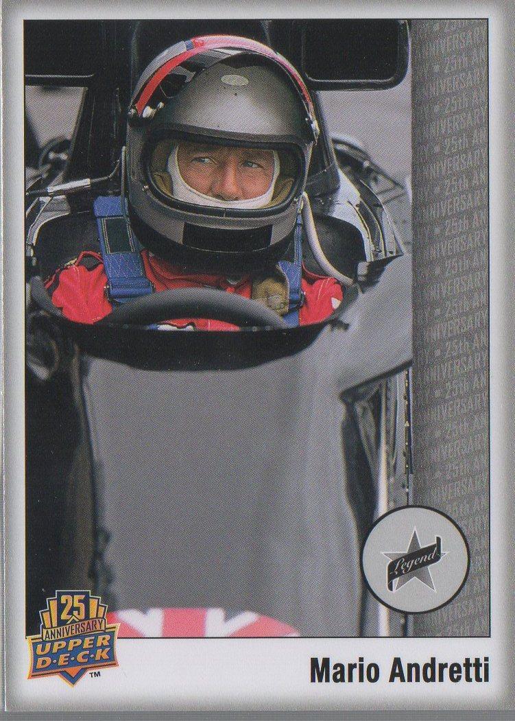 Mario Andretti 2014 Upper Deck 20th Anniversary #46