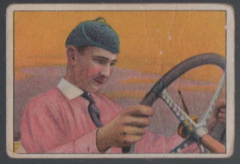 My Third 1911 American Tobacco Auto Drivers (T36) Card