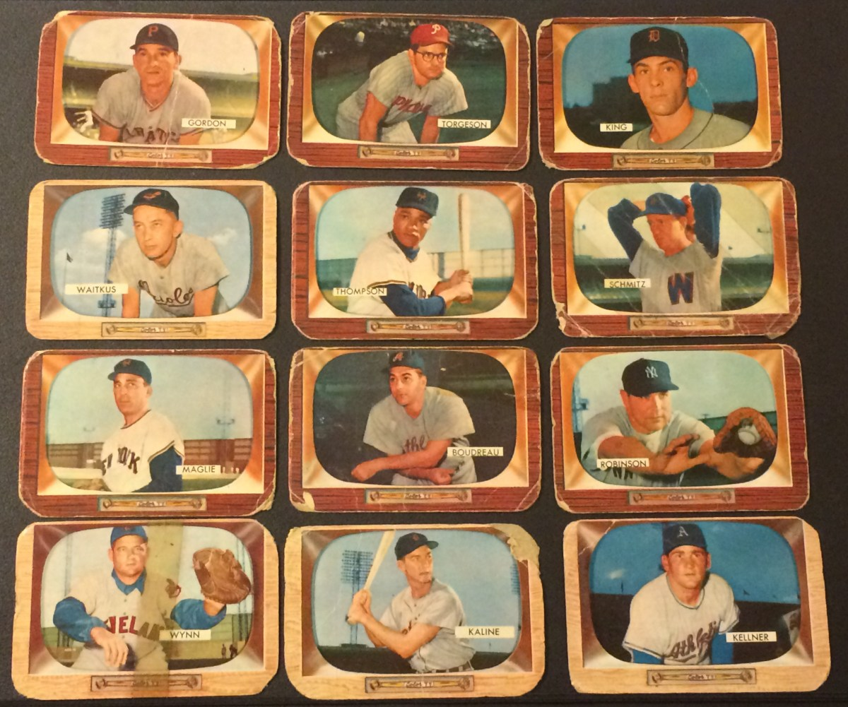"""Collector Grade"" Baseball Pickup"