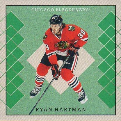 2015-16 O-Pee-Chee V Series B #S39 Ryan Hartman