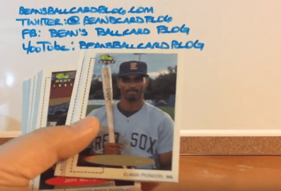 PACK BUSTING: 1991 Classic Best Baseball