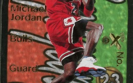 1997-98 Jambalaya Michael Jordan
