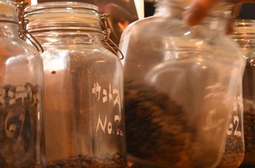 コーヒー瓶