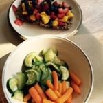 Veggies for Breakfast: Less Flour, More Power