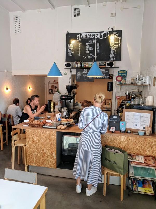 Bra plugg- och jobbcaféer i Göteborg