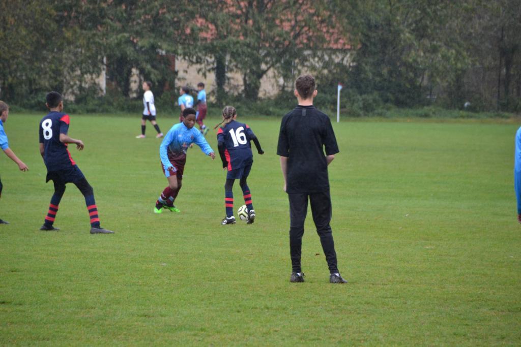 mixed football