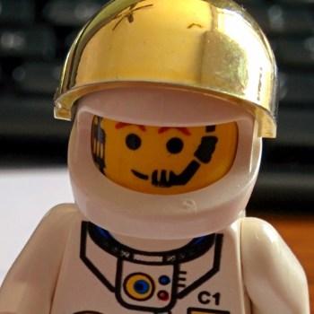 Astronaut Neil