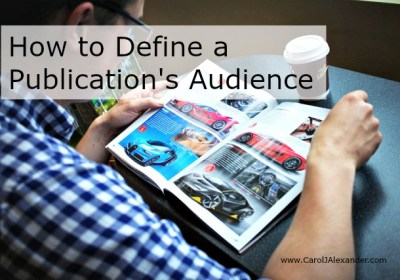 How to Define a Publication's Audience