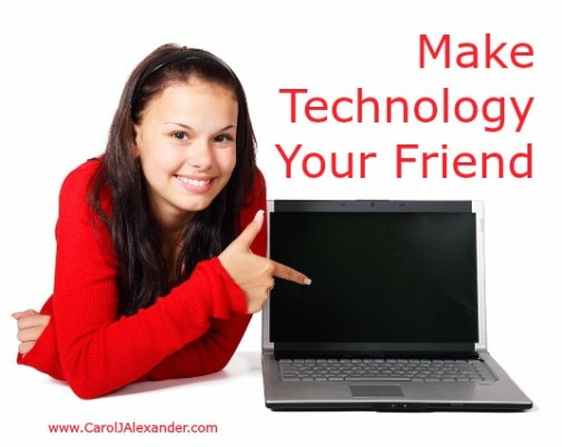 Make Technology Your Friend | Be a Pro Writer