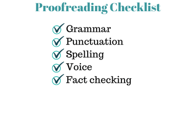 6 Proofreading Tips from Professional Proofreaders