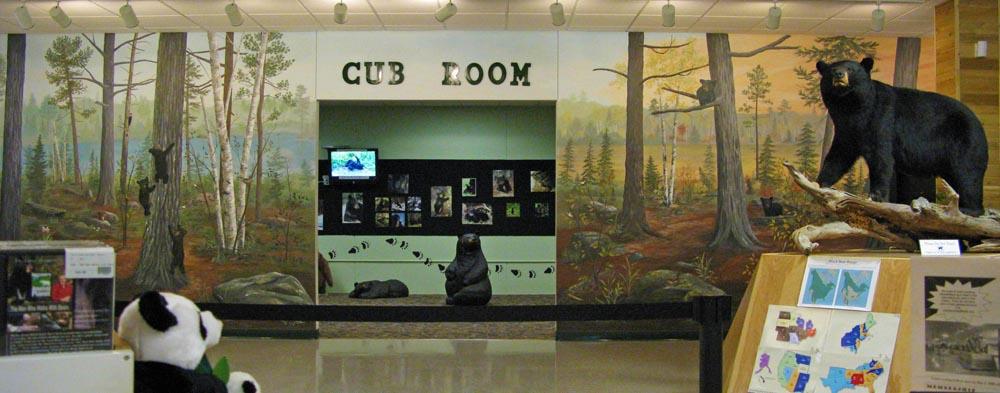 NABC Cub Room