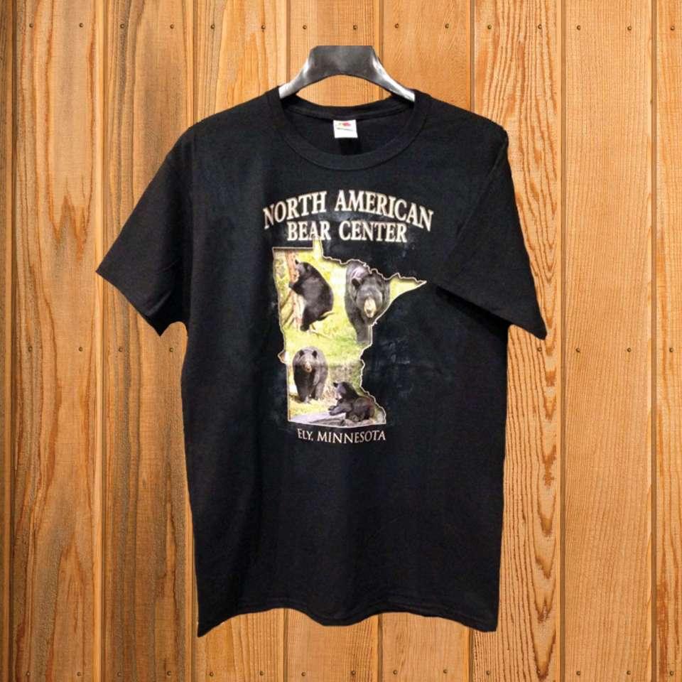 4 Bears Minnesota T-Shirt