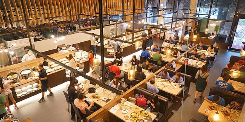 台中吃到飽│公益路潘朵拉之宴平日中午自助吧吃到飽只要215元,平日經濟排餐240元起約訪
