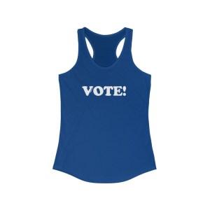 vote tank top