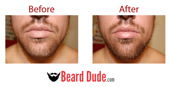 How To Dye Your Beard With Just For Men Beard Amp Mustache
