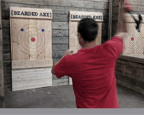 About Us - Axe Throwing 101