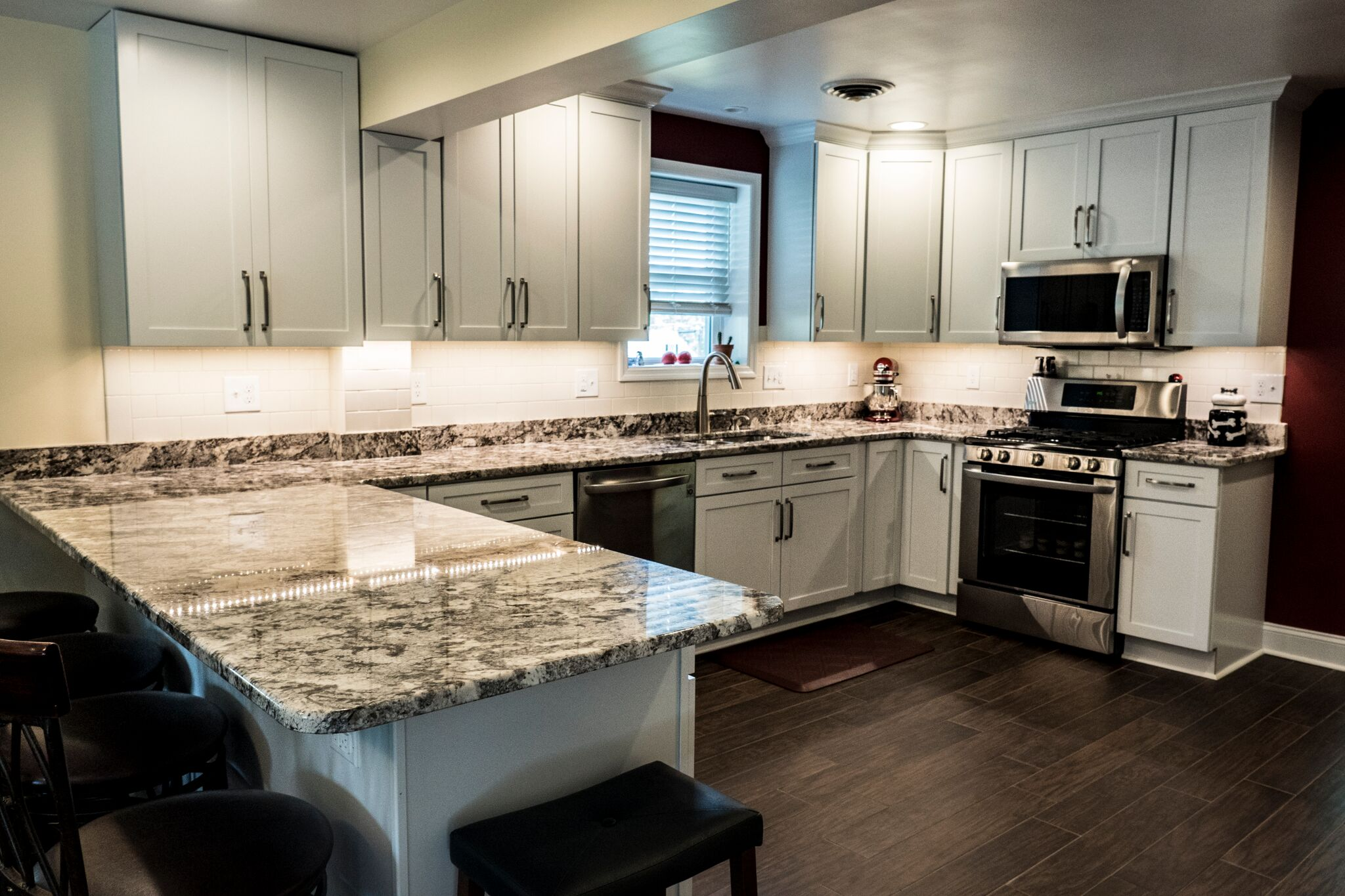 kitchen remodel & design | towson, parkville, perry hall, baltimore