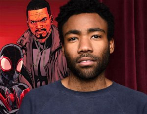 Donald Glover as The Prowler