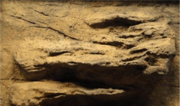 Universal rocks Ledge background