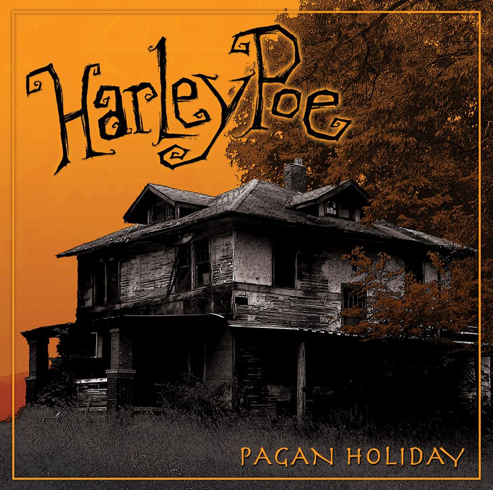 Record Review: Harley Poe - Pagan Holiday EP - Bearded Gentlemen Music