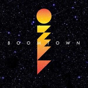 Ozma Boomtown Album Art