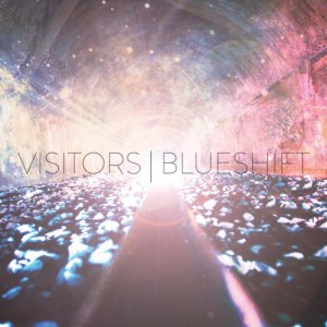 Visitors Blueshift Cover
