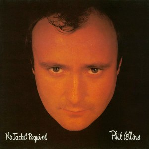 Thrift Store Record Phil Collins