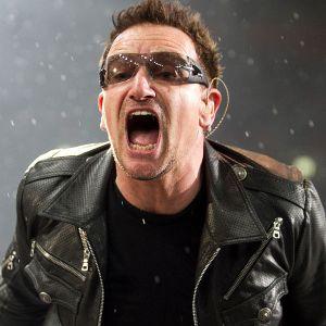 U2's Bono Sucks