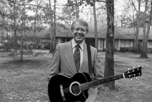 President Carter Guitar