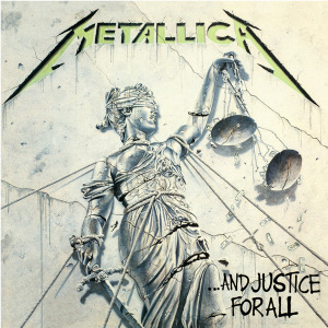 Metallica ...And Justice For All Vinyl