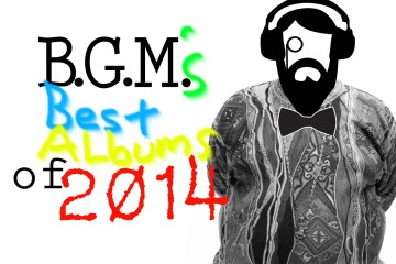 Best Albums of 2014 BeardedGMusic