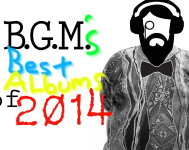 Best Albums of 2014 BeardedGMusic