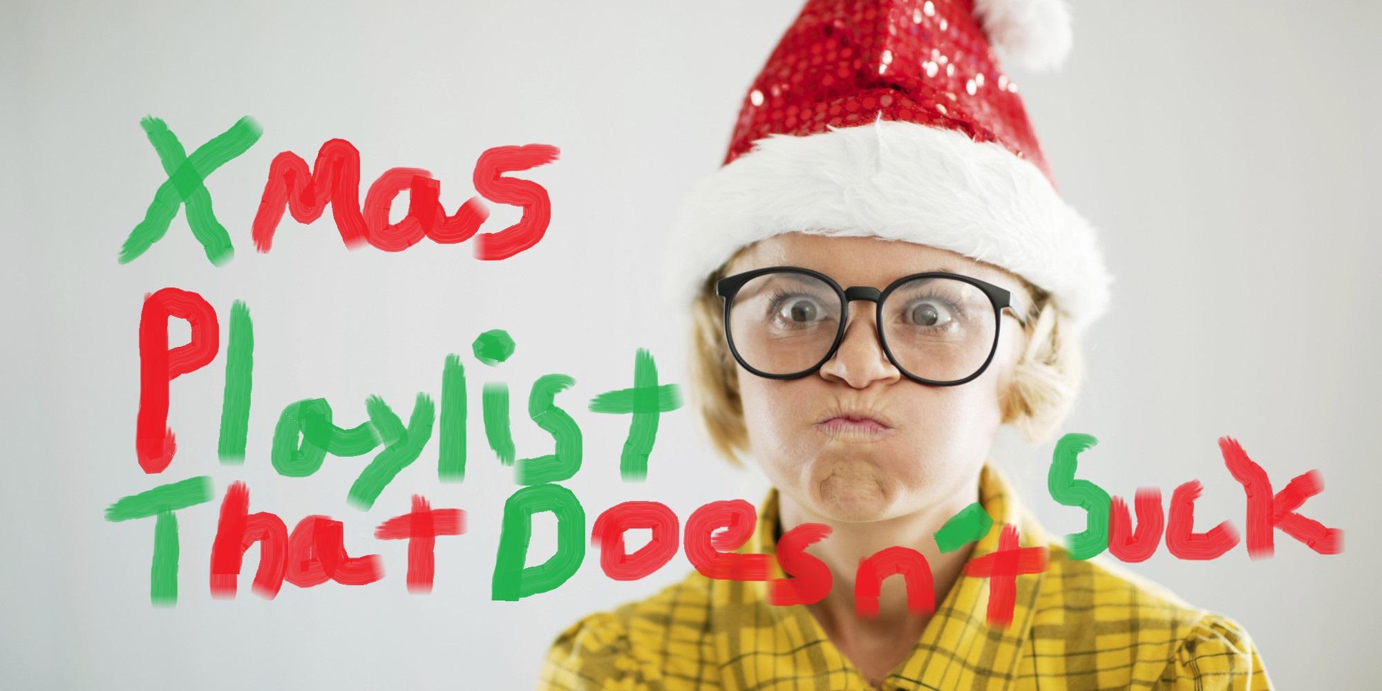 A Christmas Playlist For Heathens | BeardedGMusic