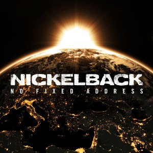 Nickelback No Fixed Address Cover