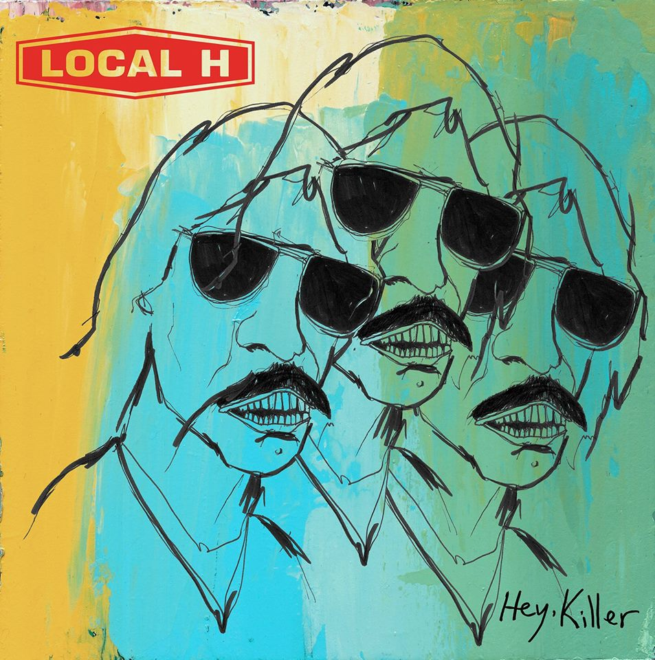 Review: Local H - Hey, Killer | BeardedGMusic