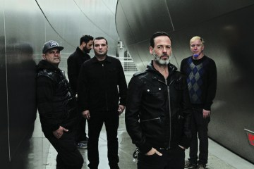 Strung Out 2015 Promo Pic