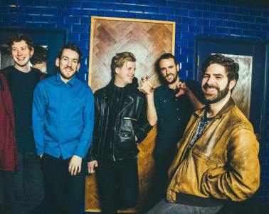 Foals Band Pic