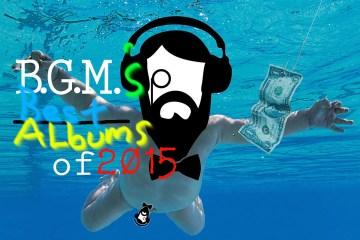 2015 Best Albums