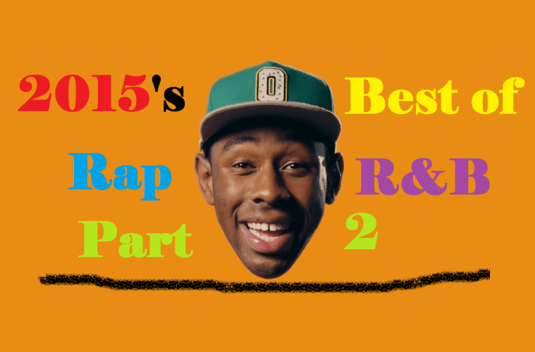 Best Hip Hop of 2015
