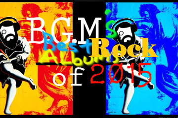 2015 Best Rock Music