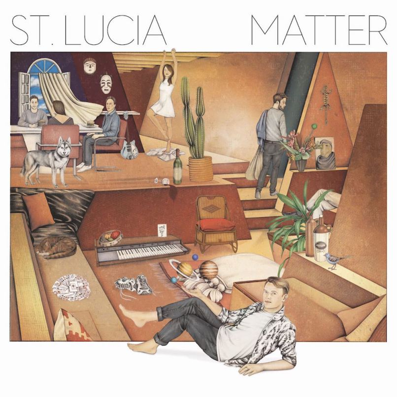 St. Lucia Matter Cover