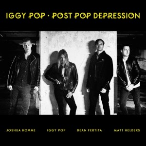 Iggy Pop Queens of the Stone Age Album