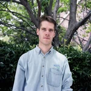 Aaron Maine Sexy