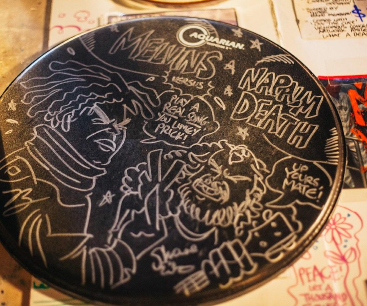 Napalm Death Melvins Melt Banana Tour