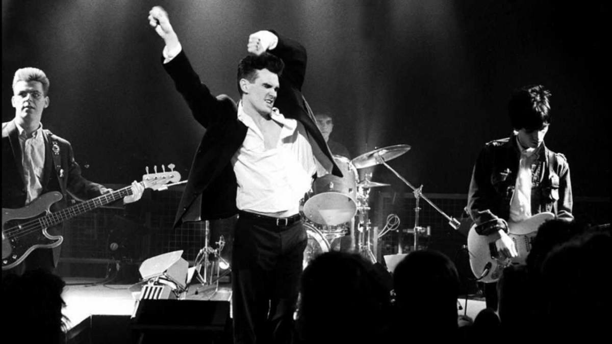 The Smiths Live 1986