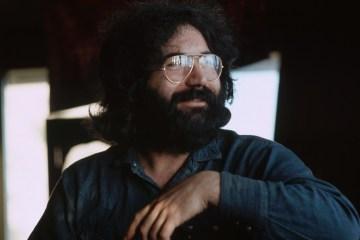 Garcia 1973 Grateful Dead
