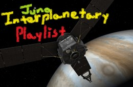 NASA Jupiter Music